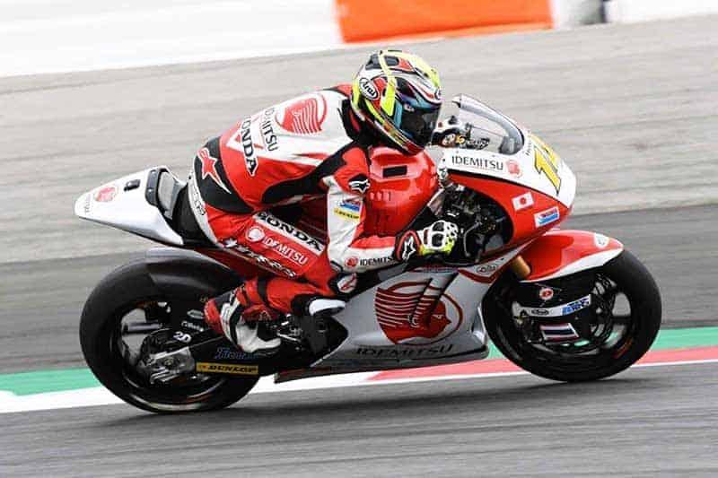 อันดับสตาร์ท ฟิล์ม รัฐภาคย์ Moto2 สนามที่ 10 Austria GP | MOTOWISH 30