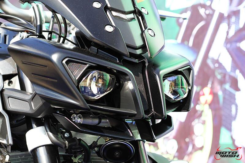 Preview : สัมผัสแรกที่ไม่ธรรมดากับ Yamaha MT-10 นี้มันทรานส์ฟอร์มเมอร์ส ชัดๆ!!! | MOTOWISH 171