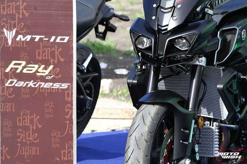 Preview : สัมผัสแรกที่ไม่ธรรมดากับ Yamaha MT-10 นี้มันทรานส์ฟอร์มเมอร์ส ชัดๆ!!! | MOTOWISH 189