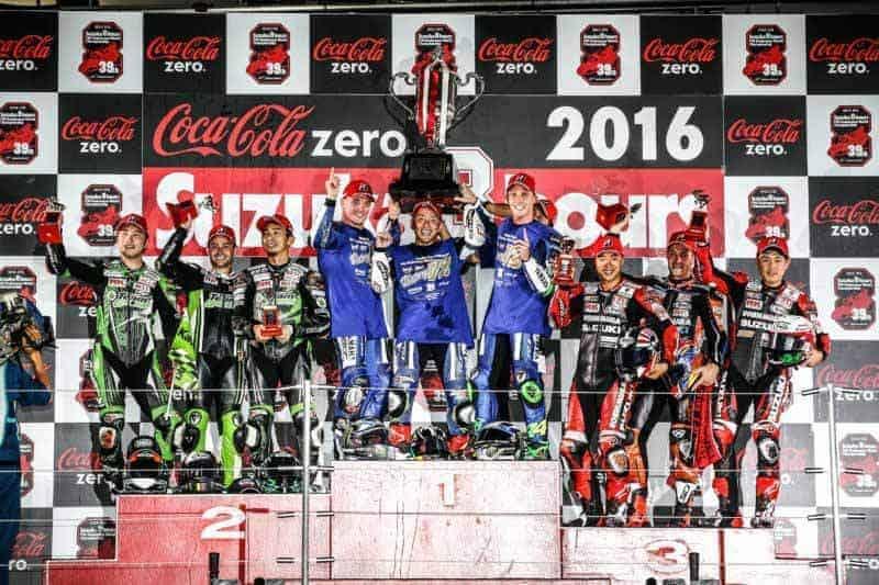 Yamaha ฉลองชัยแชมป์ Suzuka 8 Hours 2 ปี ซ้อน พร้อมชมไฮไลท์การแข่งขันสุดมันส์ | MOTOWISH 124