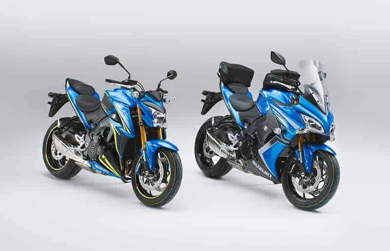 Suzuki เปิดตัวรถ Special Edition 2 รุ่น GSX-S1000 Carbon Edition และ GSX-S1000F Tour Edition | MOTOWISH 19