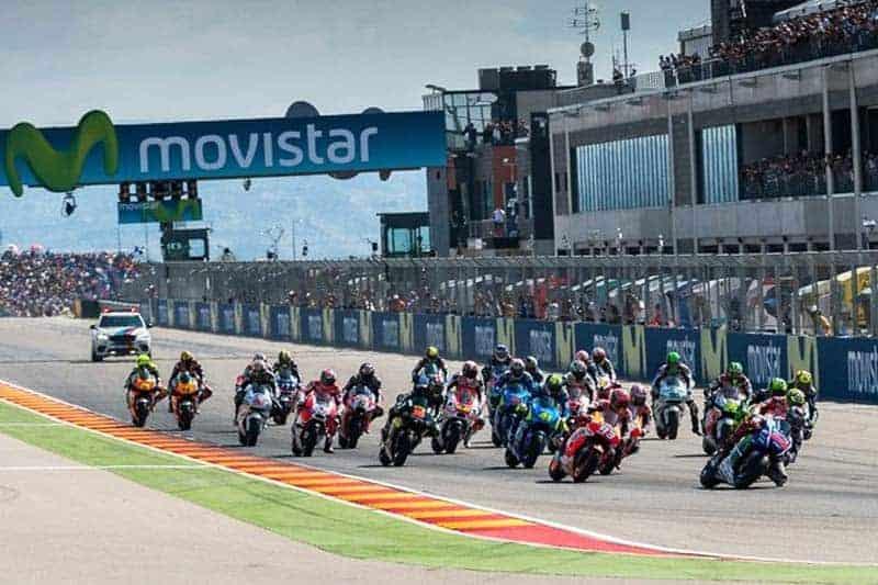 เวลาถ่ายทอดสด MotoGP, Moto2 สนามที่ 14 Aragon ประเทศสเปน ใครเป็นแชมป์ว่ามา !!! | MOTOWISH 110