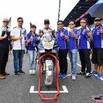 MotoWish BRIC SuperBike 2016 Round3 SB1 N0.24 150x150 - ช็อตเด็ดมันส์ๆ Yamaha แซนวิส Honda กดแชมป์สนามที่ 3 BRIC SuperBike 1000cc. SB1 - ไฮไลท์ย้อนหลังการแข่งขัน BRIC SuperBike Championship ในรุ่น 1000 cc. SB1 สนามที่ 3 เป็นการขับเคี่ยวเสียบแซงกันอย่างสุดมันส์ให้ทีมงานและคนดูได้ลุ้นระทึกกันอีกครั้ง ระหว่าง อภิวัฒน์ วงศ์ธนานนท์ จาก ยามาฮ่า ไรเดอร์ส คลับ เรซซิ่ง ทีม แชมป์เก่าสนามที่แล้ว กับคู่กัดคู่เสียบอย่าง บอล สุหทัย แช่มทรัพย์ จาก เพาเวอร์ สปีด บิ๊กวิง เรซซิ่ง ทีม