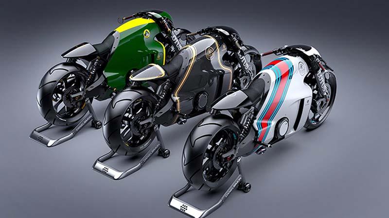 MotoWish Lotus C 01 Motorcycle Sales 08 - SuperBike มือสองราคา 15 ล้านบาทไทย เห้ยยแพงอะไรจะปานนั้น...ใครเป็นเจ้าของ !!! - SuperBike สองล้อจากสุดยอดผู้ผลิตรถซุปเปอร์คาร์ยี่ห้อ Lotus ซึ่งได้บรรจงนำสุดยอดของวัสดุแต่ละชิ้นส่วนมาประกอบเข้าด้วยกัน เพื่อให้เป็นรถมอเตอร์ไซค์สุดโต่งในสายการผลิตของ Lotus ไปดูกันว่าทำไมราคาถึงได้แพงอะไรขนาดนี้