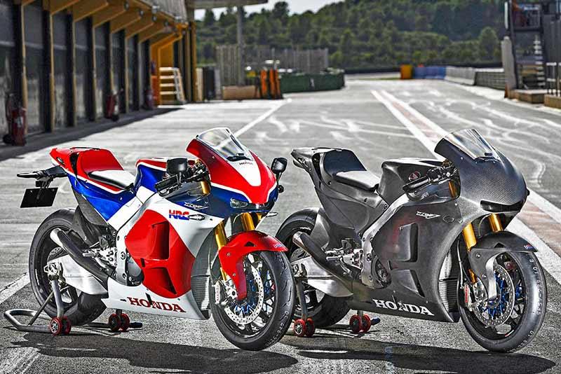 เอ พี ฮอนด้า เปิดรับจอง Honda RC213V-S รถซุปเปอร์ไบค์สายพันธุ์ MotoGP | MOTOWISH 109