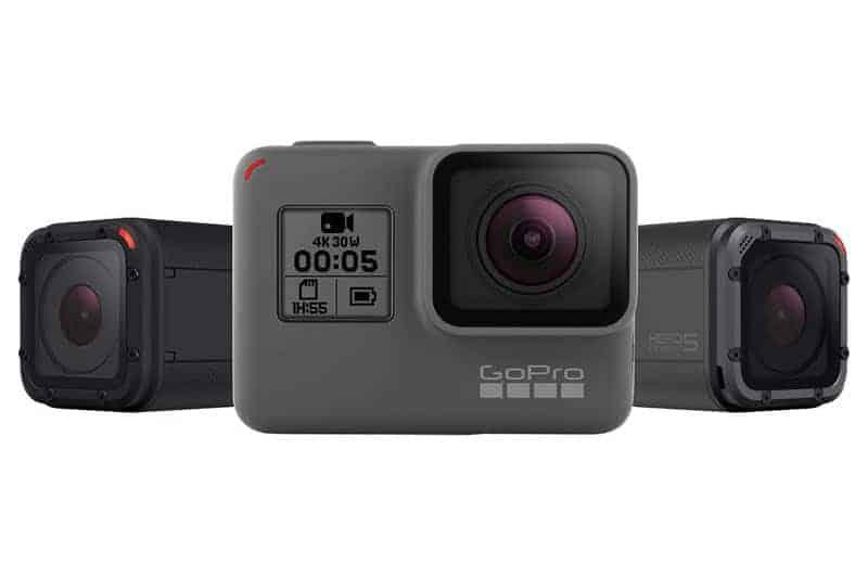 คอ Action Camera ห้ามพลาด Gopro Hero 5 Black และ Hero 5 Session มาแล้ว | MOTOWISH 77