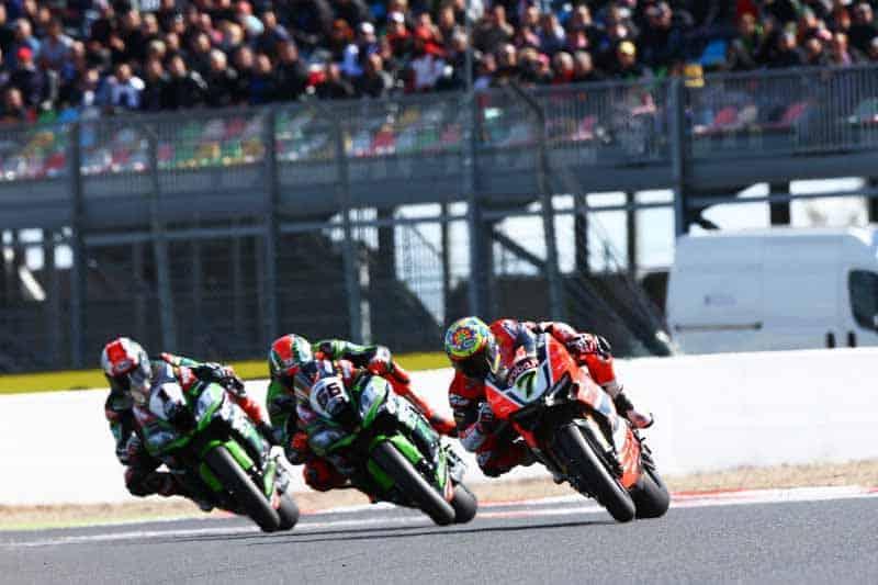 ดูย้อนหลัง World Superbike สนามที่ 11 ประเทศฝรั่งเศส | MOTOWISH 1