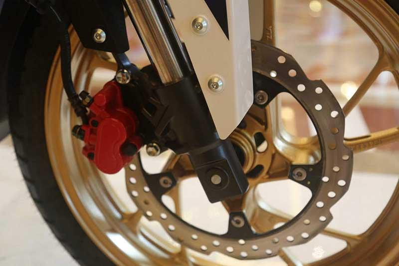 ชมภาพ Honda CBF190X มินิแอดเวนเจอร์ไบค์คันใหม่ จากค่ายปีกนก | MOTOWISH 145