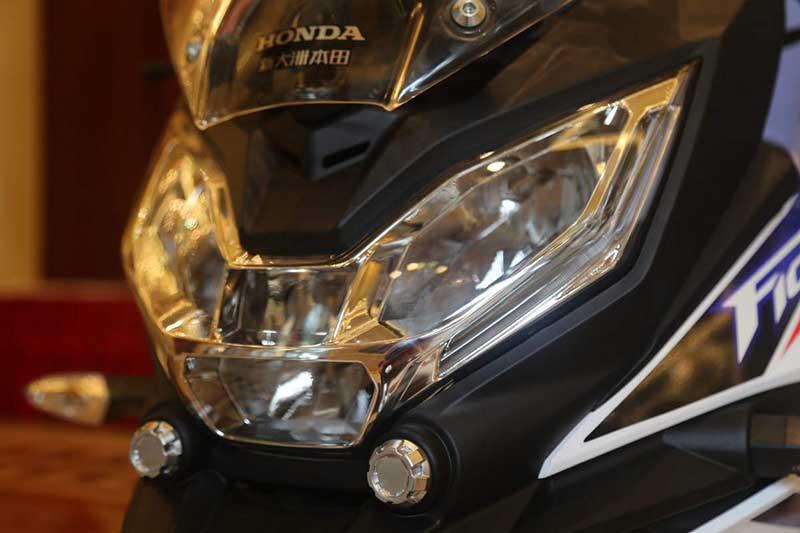 ชมภาพ Honda CBF190X มินิแอดเวนเจอร์ไบค์คันใหม่ จากค่ายปีกนก | MOTOWISH 151