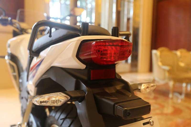 ชมภาพ Honda CBF190X มินิแอดเวนเจอร์ไบค์คันใหม่ จากค่ายปีกนก | MOTOWISH 146