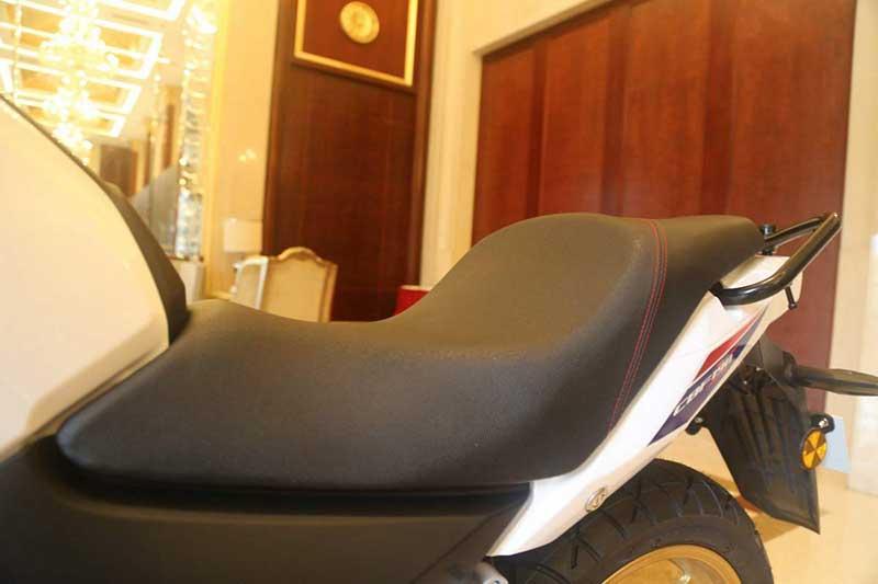 ชมภาพ Honda CBF190X มินิแอดเวนเจอร์ไบค์คันใหม่ จากค่ายปีกนก | MOTOWISH 147