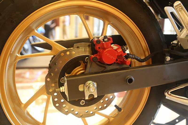 ชมภาพ Honda CBF190X มินิแอดเวนเจอร์ไบค์คันใหม่ จากค่ายปีกนก | MOTOWISH 148