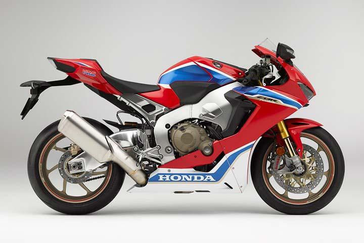 Honda ปล่อยหมัดเด็ด New 2017 CBR1000RR SP พร้อมรุ่นพิเศษ SP2 HRC (Intermot 2016) | MOTOWISH 127