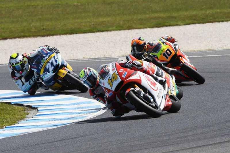 ย้อนหลังการแข่งขัน Moto2 ฟิล์ม รัฐภาคย์ เก็บหนึ่งคะแนนมาฝากชาวไทย | MOTOWISH 160