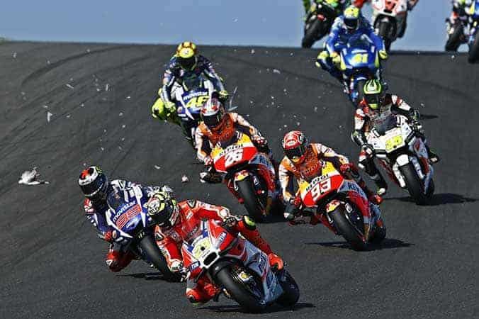 เวลาถ่ายทอดสด MotoGP, Moto2 สนามที่ 16 AustralianGP ประเทศออสเตรเลีย | MOTOWISH 166