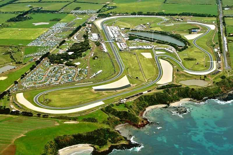เวลาถ่ายทอดสด MotoGP, Moto2 สนามที่ 16 AustralianGP ประเทศออสเตรเลีย | MOTOWISH 167