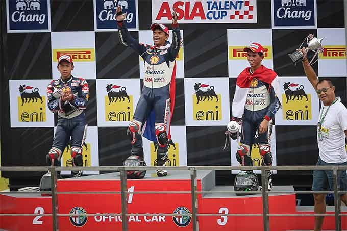 ย้อนหลังการแข่งขันกับสองนักแข่งไทยใน Asia Talent Cup มันไม่แพ้ Moto3 !!! | MOTOWISH 145