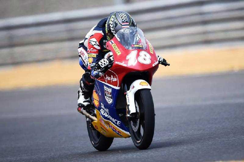 ย้อนหลังการแข่งขันกับสองนักแข่งไทยใน Asia Talent Cup มันไม่แพ้ Moto3 !!! | MOTOWISH 148