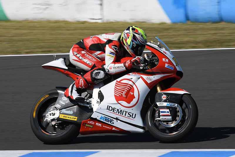 ผลการแข่งขันรุ่น Moto2 ฟิล์ม รัฐภาคย์ วิไลโรจน์ เข้าเส้นชัยอันดับที่ 18 | MOTOWISH 139