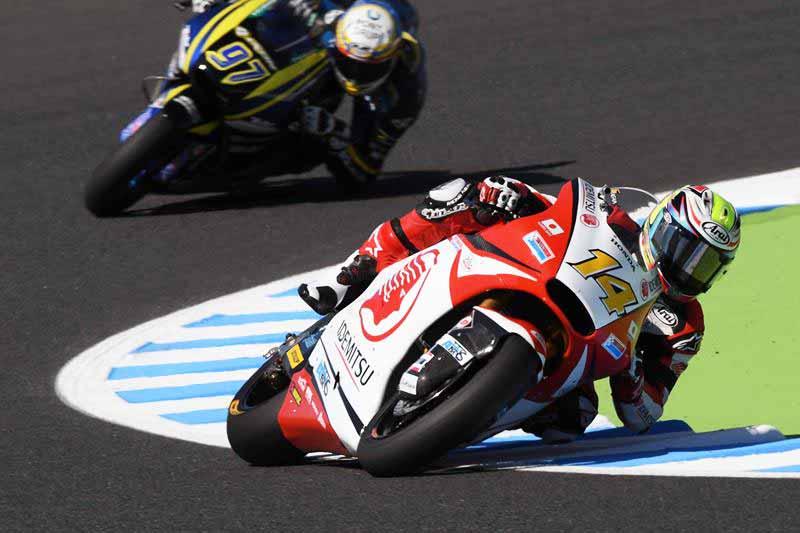 ผลการแข่งขันรุ่น Moto2 ฟิล์ม รัฐภาคย์ วิไลโรจน์ เข้าเส้นชัยอันดับที่ 18 | MOTOWISH 141