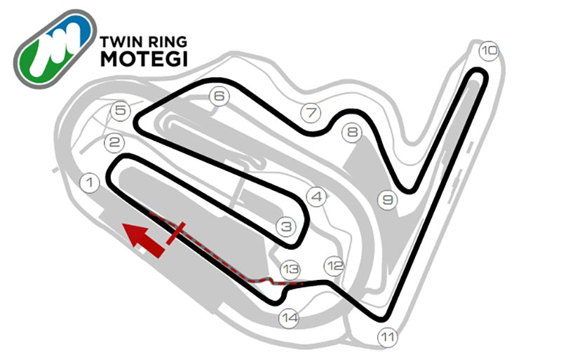 เวลาถ่ายทอดสด MotoGP, Moto2 สนามที่ 15 Motegi ประเทศญี่ปุ่น ทำไมถึงชื่อ ทวิน ริง โมเตกิ ??? | MOTOWISH 174