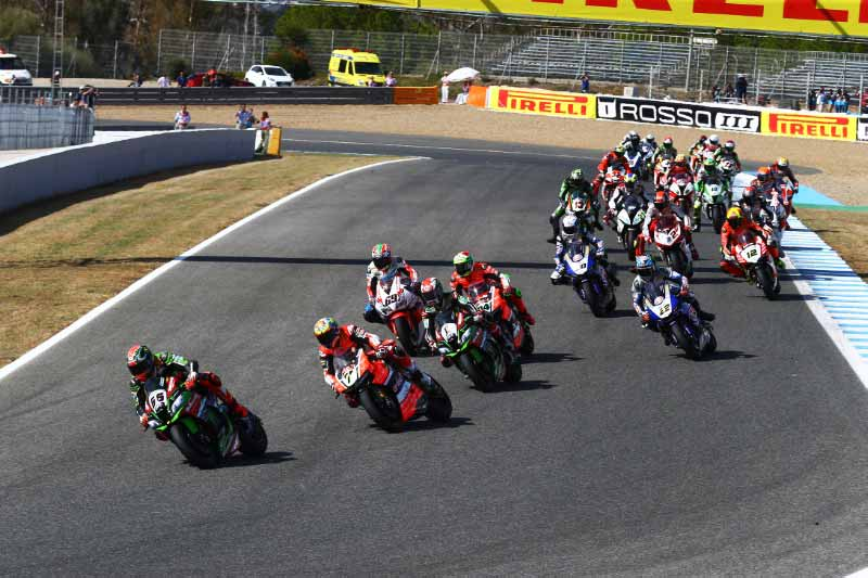 ดูย้อนหลัง WSBK Round 12 Jerez จัดไปสองเรซติด | MOTOWISH 48