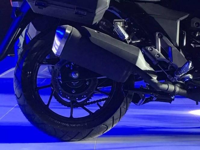 เปิดตัวอีกรุ่น Suzuki V-Strom 250 แอดเวนเจอร์ไบค์ไซส์มินิจากค่ายซู | MOTOWISH 147
