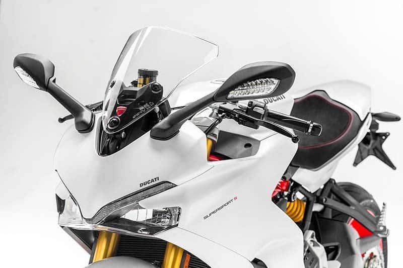 เปิดตัว 2 เวอร์ชั่น Ducati Supersport และ Supersport S รถสปอร์ตทัวริ่งที่ใช้ซิ่งได้ทุกวัน (Intermot 2016) | MOTOWISH 21