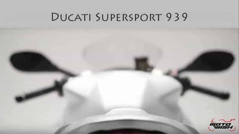 ทีเซอร์ Ducati Supersport 939 เผยสัดส่วนชวนสัมผัส 4 ตุลา มาแน่ | MOTOWISH 117