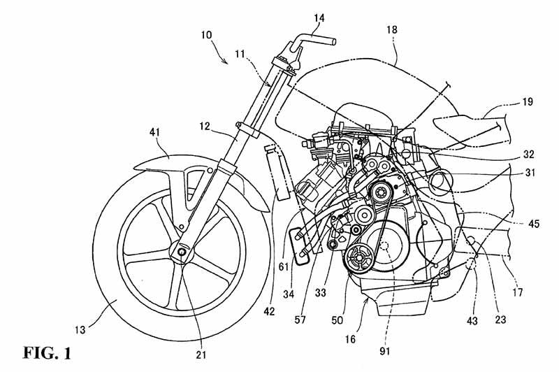 เปิดสิทธิบัตรสุดลับ เครื่องยนต์ซุปเปอร์ชาร์จจากค่าย Honda | MOTOWISH 62