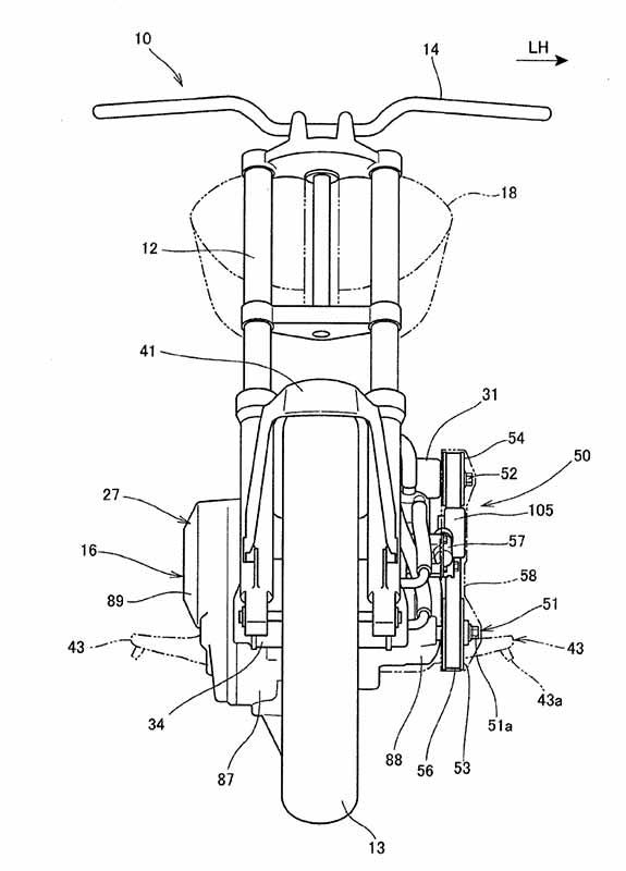เปิดสิทธิบัตรสุดลับ เครื่องยนต์ซุปเปอร์ชาร์จจากค่าย Honda | MOTOWISH 64