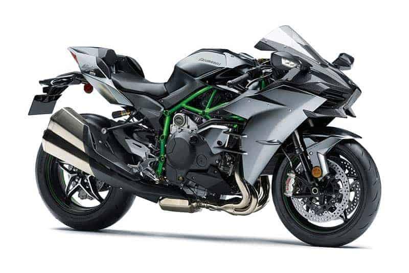 Kawasaki Ninja H2 Carbon 2017 รถลิมิเต็ทอิดิชั่น เพียง 120 คันทั่วโลก (Intermot 2016) | MOTOWISH 146