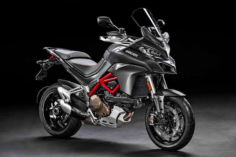 Ducati Monster, Multistrada, Panigale ยกทัพปรับใหม่รับปี 2017 | MOTOWISH 92