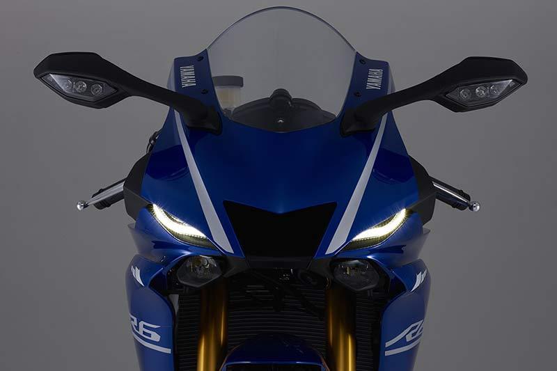 รายละเอียดมาเต็ม Yamaha YZF-R6 2017 ซุปเปอร์สปอร์ตสุดฮอต โหด หล่อ แรง กระชากใจ | MOTOWISH 106