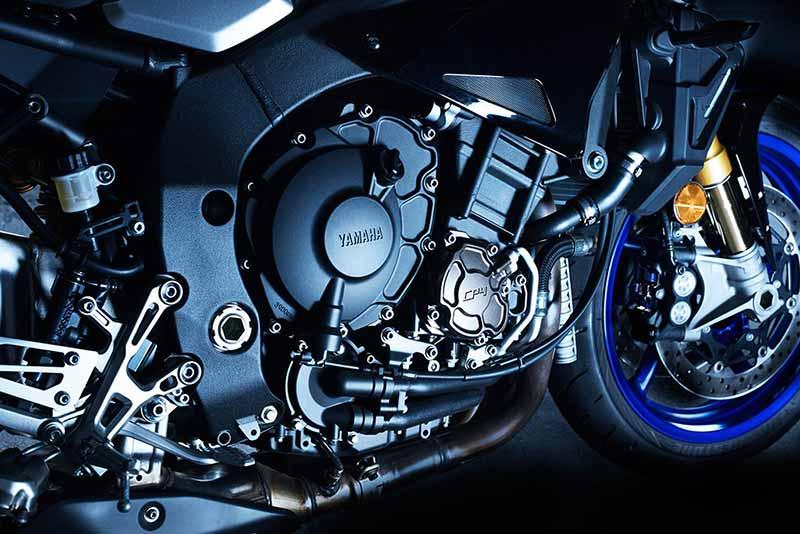 Yamaha MT-10 SP 2017 ยกระดับไปอีกขั้น เสริมออฟชั่นจาก R1M (Intermot 2016) | MOTOWISH 23
