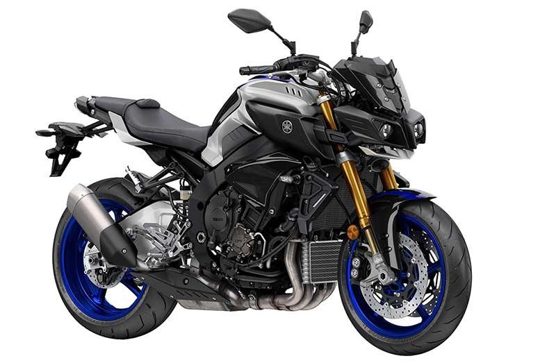 Yamaha MT-10 SP 2017 ยกระดับไปอีกขั้น เสริมออฟชั่นจาก R1M (Intermot 2016)   MOTOWISH 17
