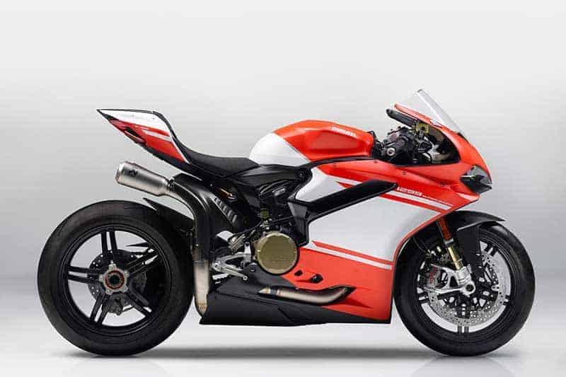 เปิดตัว!! สุดยอดซุปเปอร์ไบค์ค่ายแดง ทั้งโหด ทั้งหรู Ducati 1299 Superleggera (EICMA 2016) | MOTOWISH 96