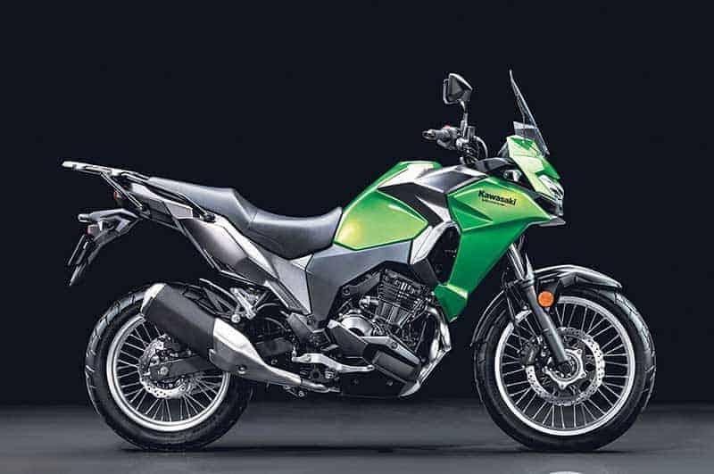 เปิดตัว Kawasaki Versys-X 300 แอดเวนเจอร์ไบค์น้องใหม่สายลุย (EICMA 2016) | MOTOWISH 147