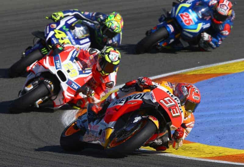 ดูย้อนหลัง MotoGP สนามปิดฤดูกาล Valencia GP ใครบอกไม่มันส์ !!! | MOTOWISH 53