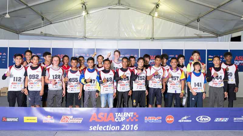 MotoWish Asia Talent Cup - ชิพ นครินทร์ นักแข่งดาวรุ่งของไทยรับสิทธิ์ลงแข่ง Moto3 ปี 2017 - คนไทยเตรียมเฮ!!! ได้เชียร์นักแข่งไทยในเวิลด์คลาส ชิพ นครินทร์ อธิรัฐภูวิภัทร์ นักบิดดาวรุ่นวัยละอ่อน โชว์ฟอร์มสดรับสิทธิ์ลงหวดคันเร่งระดับโลกในรายการ Moto3 ปี 2017