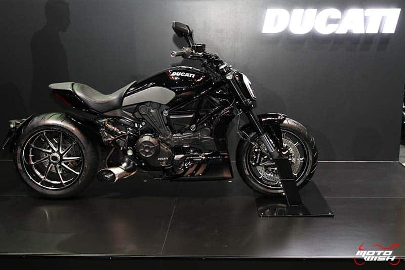 Ducati โชว์รถคัสตอม พร้อมจัดเต็มแคมเปญพิเศษทุกรุ่น (MOTOR EXPO 2016) | MOTOWISH 122