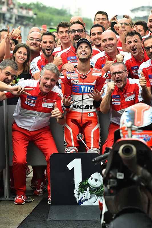บทสัมภาษณ์ Ducati Team MotoGP ถึงความรู้สึกของยาง Michelin | MOTOWISH 23