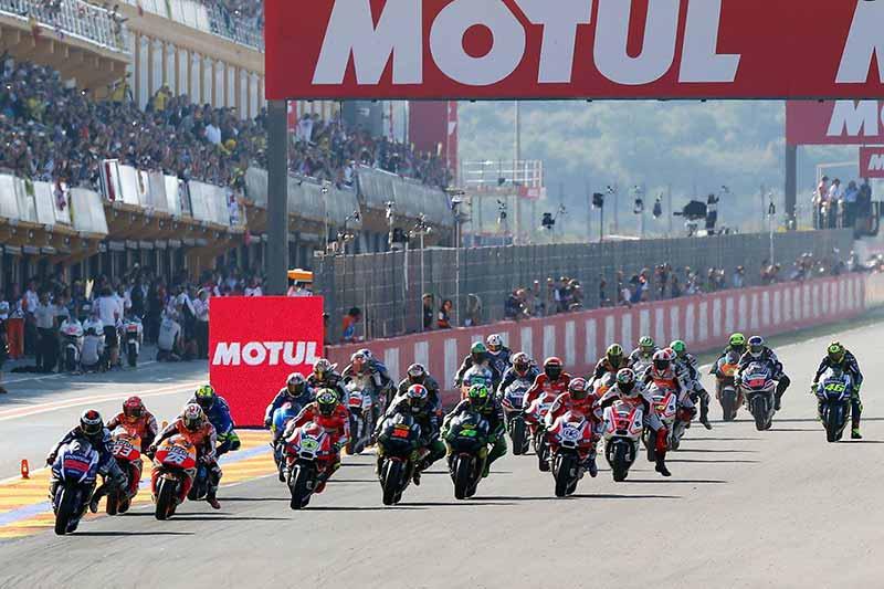 เวลาถ่ายทอดสด MOTOGP, MOTO2 สนามปิดฤดูกาลที่ บาเลนเซีย ประเทศสเปน พร้อมคะแนนสะสมล่าสุด | MOTOWISH 147