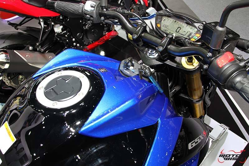 เจาะทุกรายละเอียดของ Suzuki GSX-S750 ตัวเจ็บแต่ราคาเร้าใจ (Motor Expo 2016) | MOTOWISH 100