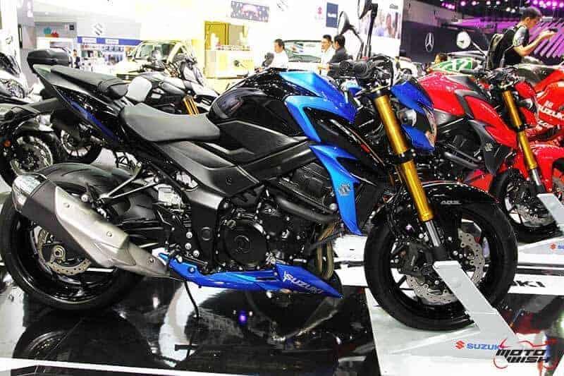 เจาะทุกรายละเอียดของ Suzuki GSX-S750 ตัวเจ็บแต่ราคาเร้าใจ (Motor Expo 2016) | MOTOWISH 101