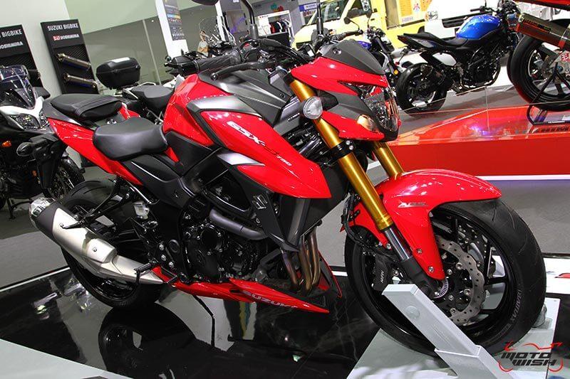 เจาะทุกรายละเอียดของ Suzuki GSX-S750 ตัวเจ็บแต่ราคาเร้าใจ (Motor Expo 2016) | MOTOWISH 104