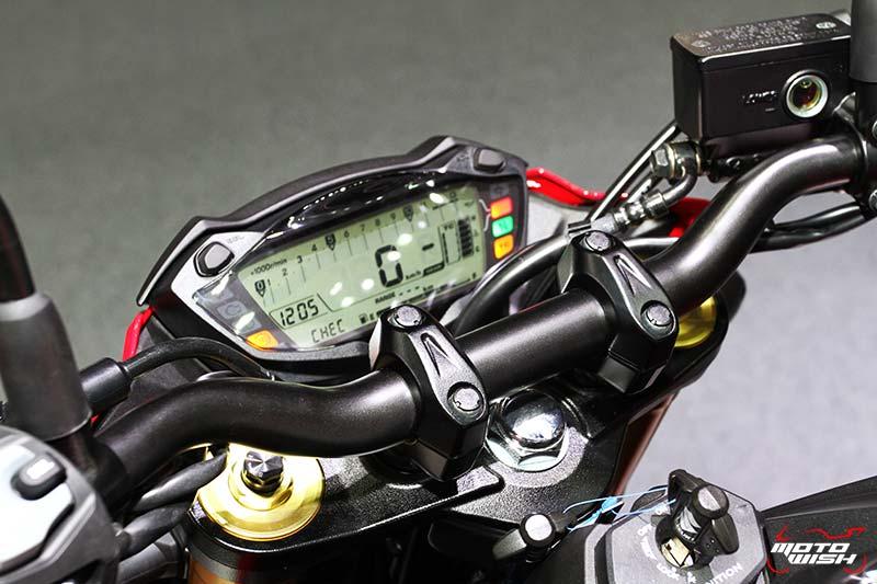 เจาะทุกรายละเอียดของ Suzuki GSX-S750 ตัวเจ็บแต่ราคาเร้าใจ (Motor Expo 2016) | MOTOWISH 107