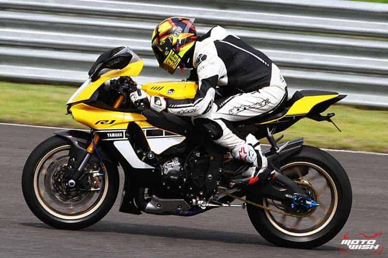 ร่วมสัมผัสประสบการณ์สุดพิเศษในงาน Yamaha Exclusive Racing Practice Chang Circuit | MOTOWISH 145