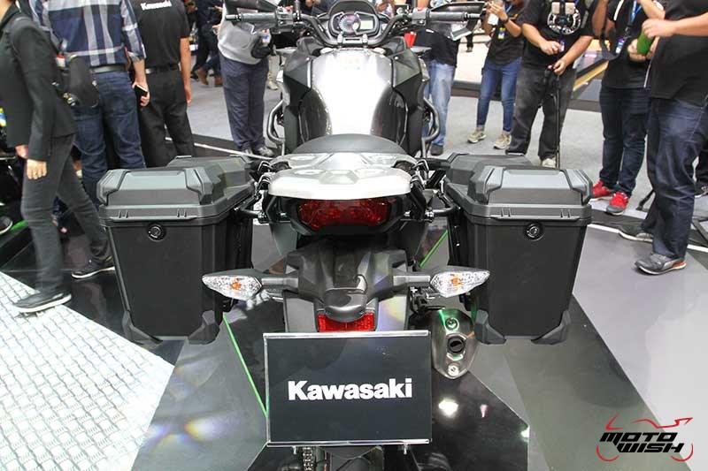 Motowish Moto Expo 2017Kawasaki 1 - เปิดตัวยิ่งใหญ่ Kawasaki เปิดโฉมรถใหม่ทุกโมเดล  Versys X300 & W800 ก็มา (Motor Expo 2016) - บริษัท คาวาซากิ มอเตอร์ เอ็นเตอร์ไพรส์ (ประเทศไทย) จำกัด มอบประสบการณ์สุดพิเศษให้แก่นักขับขี่ และผู้สนใจบิ๊กไบค์ จัดใหญ่ด้วยการแสดงรถโมเดลใหม่ล่าสุดของปี 2017 โดยไฮไลท์ภายในงานอยู่ที่รถตระกูล Ninja สุดยอดโมเดลสายพันธุ์แชมป์ Ninja ZX-10RR