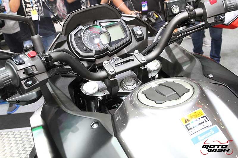 Motowish Moto Expo 2017Kawasaki 2 - เปิดตัวยิ่งใหญ่ Kawasaki เปิดโฉมรถใหม่ทุกโมเดล  Versys X300 & W800 ก็มา (Motor Expo 2016) - บริษัท คาวาซากิ มอเตอร์ เอ็นเตอร์ไพรส์ (ประเทศไทย) จำกัด มอบประสบการณ์สุดพิเศษให้แก่นักขับขี่ และผู้สนใจบิ๊กไบค์ จัดใหญ่ด้วยการแสดงรถโมเดลใหม่ล่าสุดของปี 2017 โดยไฮไลท์ภายในงานอยู่ที่รถตระกูล Ninja สุดยอดโมเดลสายพันธุ์แชมป์ Ninja ZX-10RR